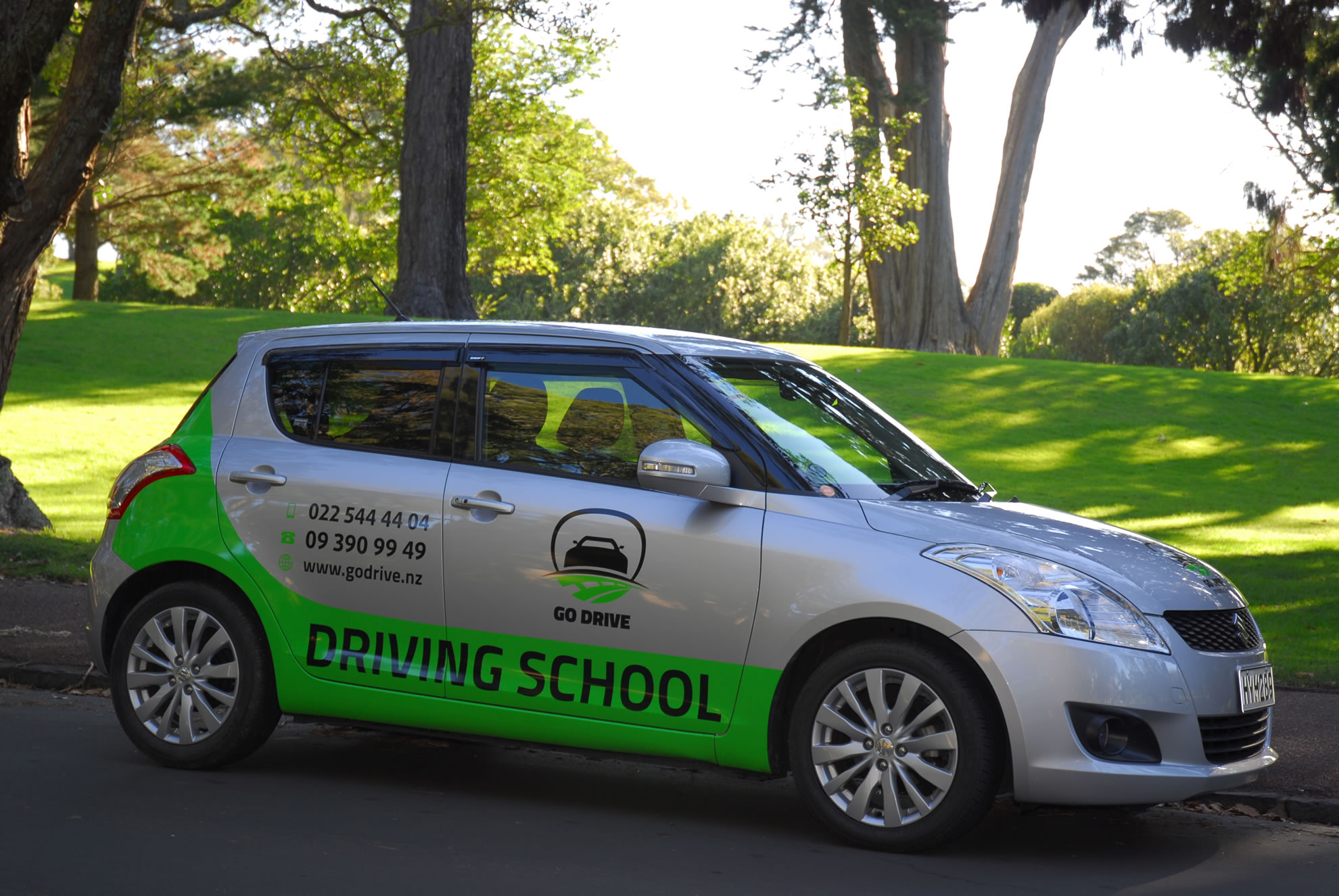 Driving School Auckland Learn to drive with Go Drive